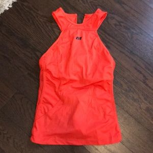 Tops - Red workout top